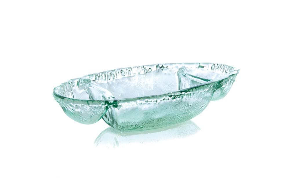 Shiraleah Rustic 3 Comparment Tapas Dish