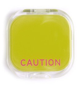 Knock Knock Knock Knock Compact Caution