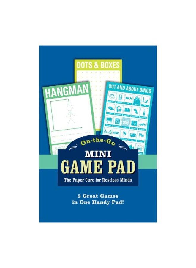Mini Game Pad Hangman