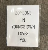 Retrospect Group Someone In Youngstown Loves Me Notepad