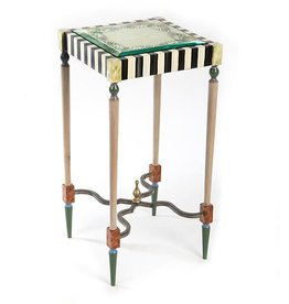 MacKenzie-Childs Butterfly Accent Table