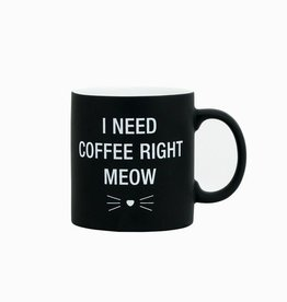 Say What Right Meow Mug