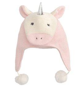 Elegant Baby Aviator Hat- Unicorn