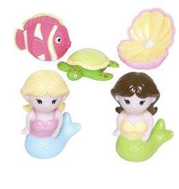 Elegant Baby Mermaid Party Squirties