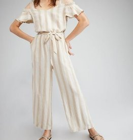 Sanctuary Chasing The Sun Linen Jumpsuit