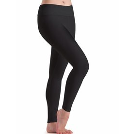 Motionwear 7018 Hi Waisted Ankle legging