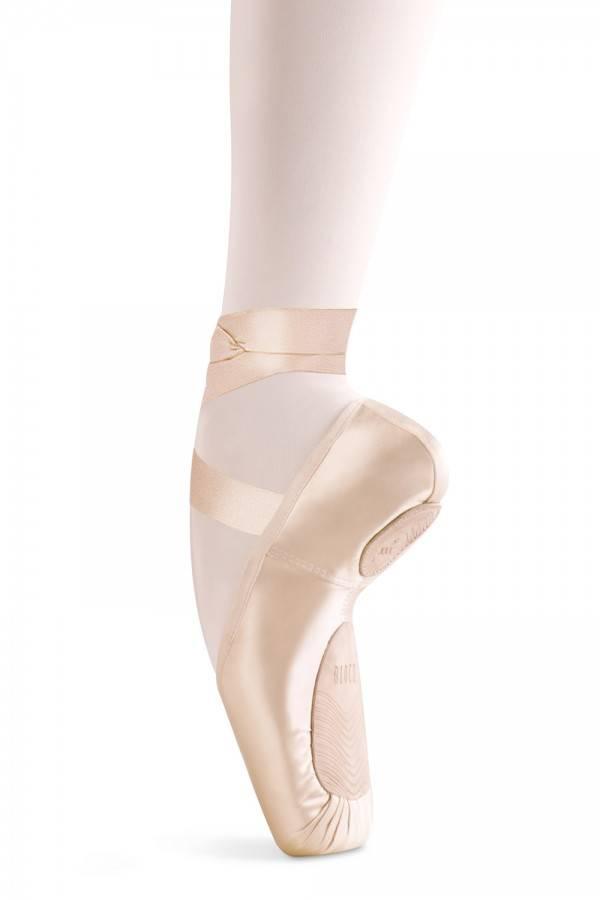 Bloch/Mirella A0528 Stretch Satin Ribbon