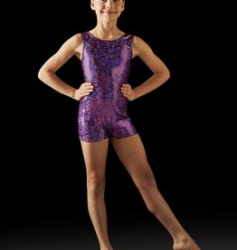 Bloch/Mirella Disco Unitard