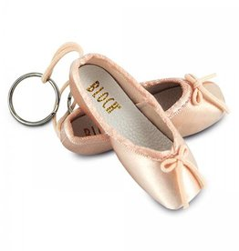 Bloch/Mirella Pointe Key Ring