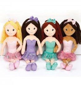 """DASHA 17"""" Ballerina Doll"""