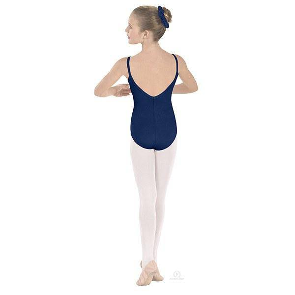 Eurotard Eurotard Pinch Front Camisole Leotard - Child