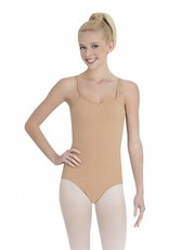 Capezio Capezio Camisole Leotard with Adjustable Straps - Adult