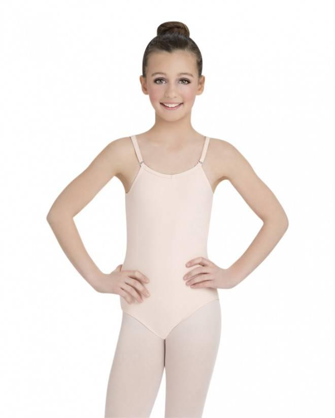 f98aef705 Capezio Camisole Leotard with Adjustable Straps - Child - Dance Plus ...