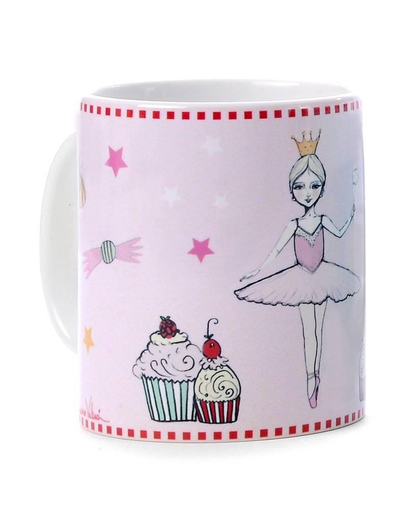 B Plus Printworks Nutcracker Coffee Mug