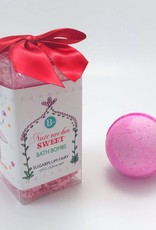 B Plus Printworks Bath Bomb Set