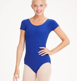 Capezio Capezio Short Sleeve Leotard - Adult