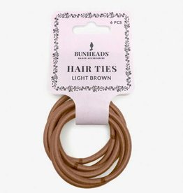 Capezio Hair Elastic Light brown