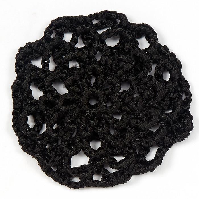 DASHA 2119 Crochet Bun Cover
