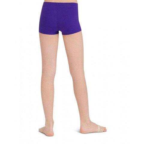 Capezio Capezio Lycra Boy Cut Shorts - Child