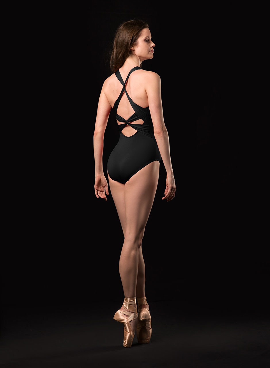 Bloch/Mirella MJ7218B Double twist back