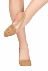 Bodywrappers Bodywrappers Leather Lyrical Shoes - Adult