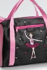 Danshūz B841 Geena Ballerina Hearts