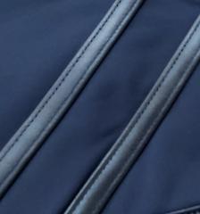 Capezio 11544W metallic trim Short