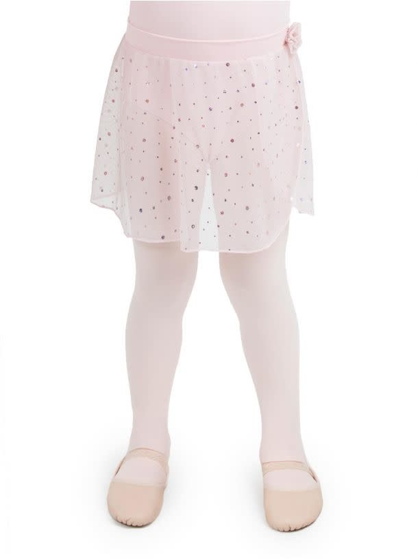 Capezio 11530C Rose Pull On Skirt
