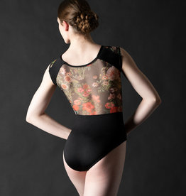 Motionwear 2657 Georgie cap Sleeve leotard
