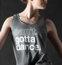 Motionwear 4901 Can't Gotta Dance Tank