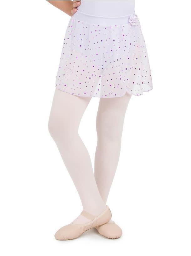 Capezio 11530C Rose Pull On Skirt