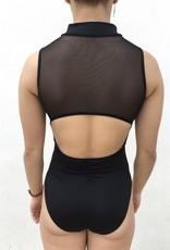 Motionwear 2079 Mock T Zip