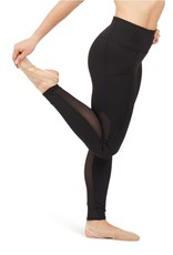 Capezio 11655T Active Mesh Legging
