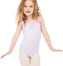 Capezio 11594C Sweet Kisses Mesh Yoke Tank