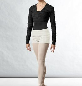 Bloch/Mirella Z5539 Venetia Knit Wrap Top