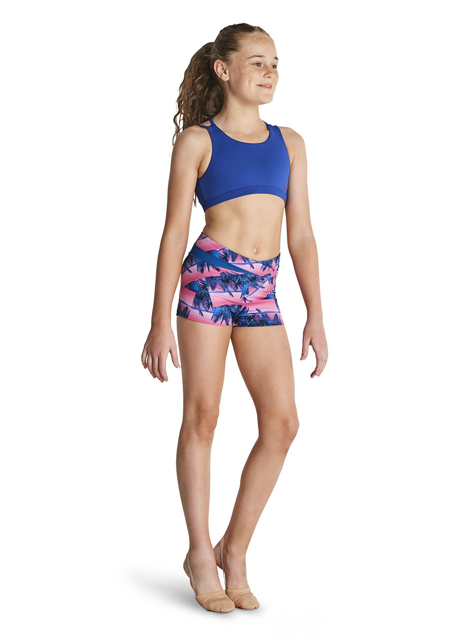 Bloch/Mirella KA044S Palm Balm Short