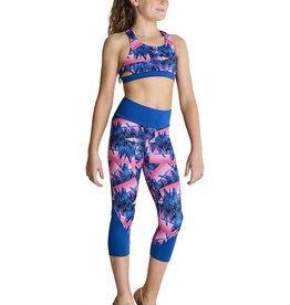 Bloch/Mirella KA035T Palm Balm Crop Top