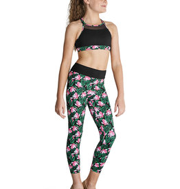 Bloch/Mirella KA031T Magnolia Memories  Crop Top