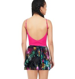 Capezio 11713W Botanical Wrap Skirt