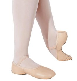 Capezio 212W LILY Full Sole Ballet Shoe
