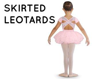 Skirted Leotards