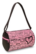 Danshūz B415 Dance Heart Duffel
