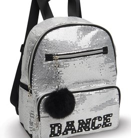 Danshūz B451 Sequin Backpack