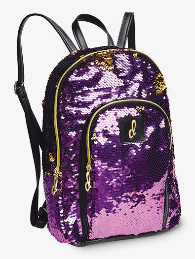 Danshūz B838 Opalescent Backpack