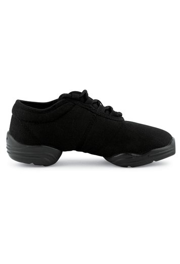 Capezio DS03 Canvas Sneaker BLK