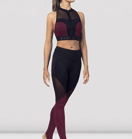 Bloch/Mirella FT5198 Zip Front Crop