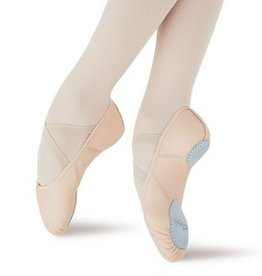 "Capezio Capezio ""Juliet"" Leather Split-Sole Ballet Slipper"