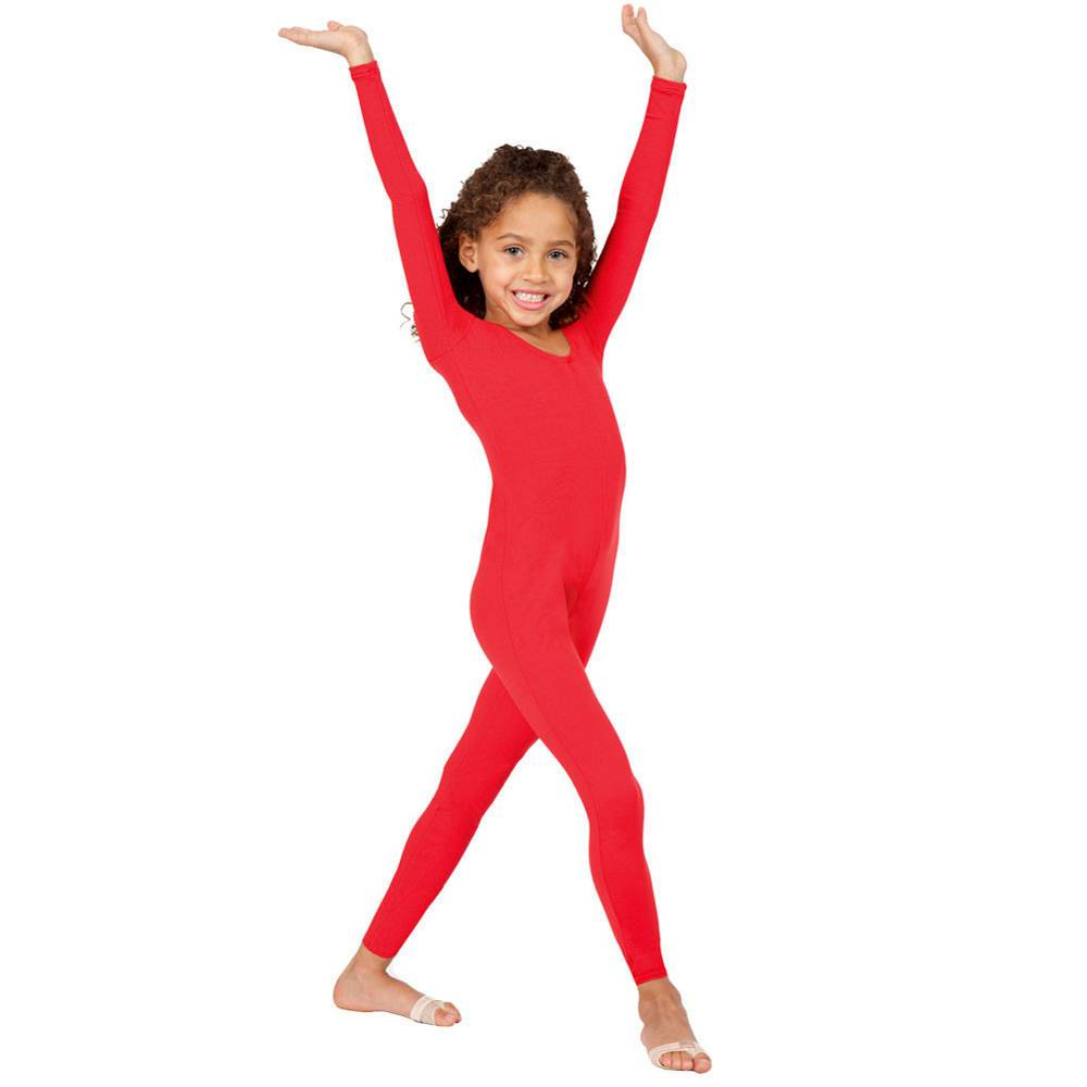 Capezio Capezio Long Sleeve Unitard - Children