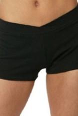 Capezio Capezio Cotton Boys Shorts - Girls