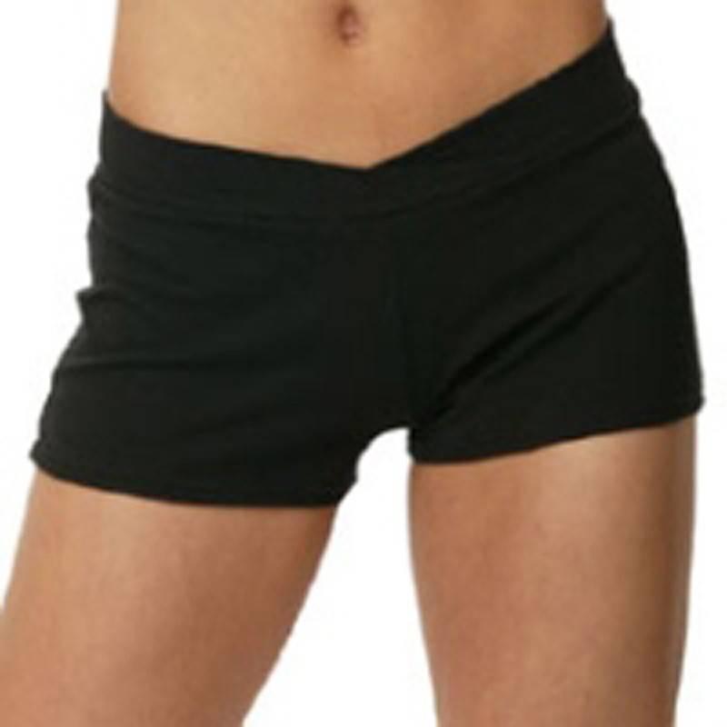 Capezio Capezio Cotton Boy Shorts - Adult